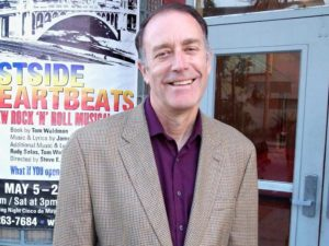 Tom Waldman, writer, Eastside Heartbeats